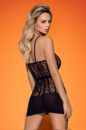 D605 Black Dress