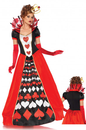 Deluxe Queen Of Hearts