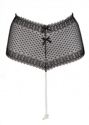 Bracli & G pärltrosa S-XL svart