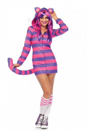 Cozy Cheshire Cat