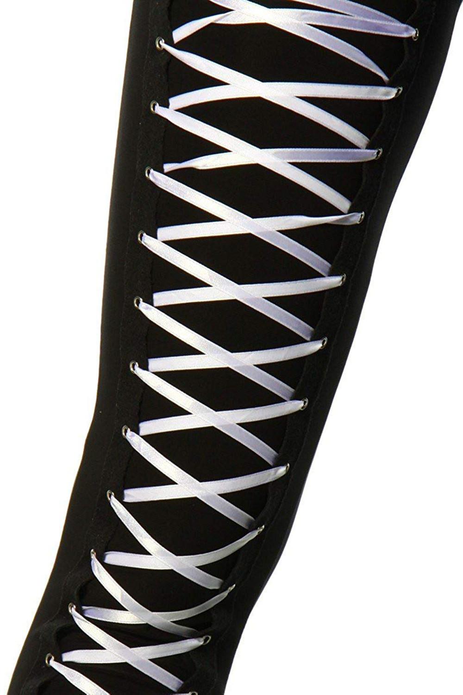 leggings with lacing leggings kl der. Black Bedroom Furniture Sets. Home Design Ideas