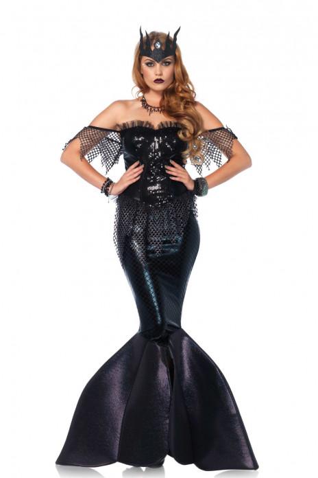 Dark Water Mermaid