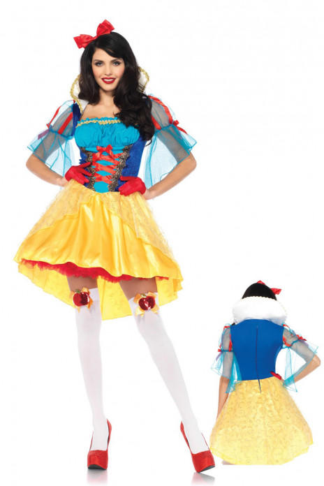 Storybook Snow White