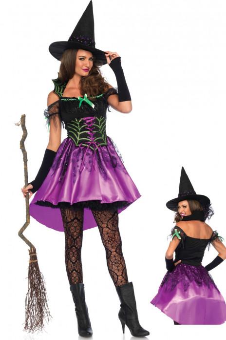 Spiderweb Witch