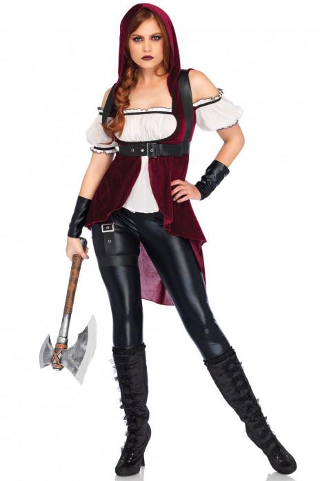 Rebel Red Huntress