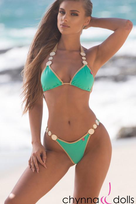 Brooklyn Designer Swimsuit Scrunch
