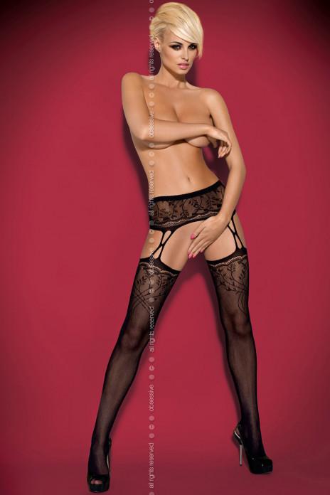Garter Stockings S206