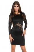 Black Little Lace Dress