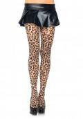 Woven Cheetah Spandex
