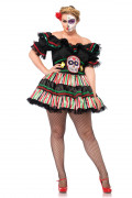 Day Of The Dead Doll +