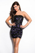 Disco Sequin Dress