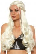 Braided Long Wavy Wig
