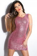 Sequin Party Minidress