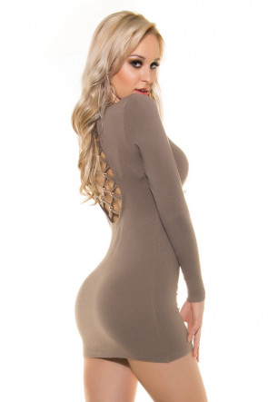 Fine Knitted Dress