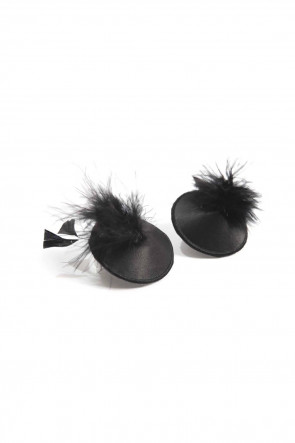 Burlesque Pasties - Feather