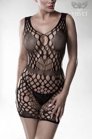 Exclusive Fine Mesh Dress
