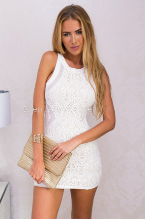 Higher Love Bodycon Dress