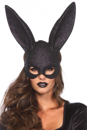 Glitter Rabbit Mask