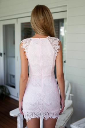 Jessica Lace Dress