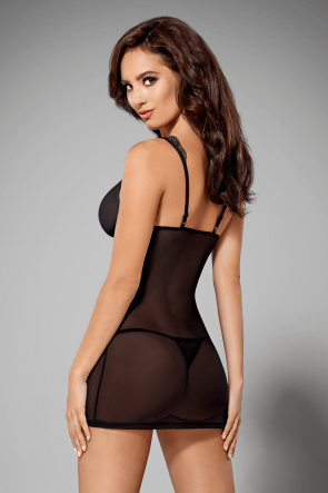 869-CHE-1 Chemise & Thong