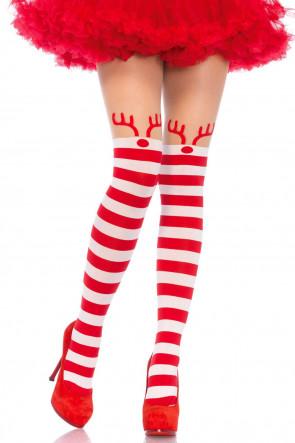 Rudolph Reindeer Pantyhose