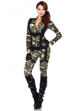 Pretty Paratrooper