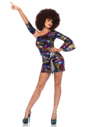 Disco Chick Dress