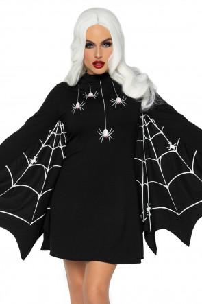 Jersey spider dress
