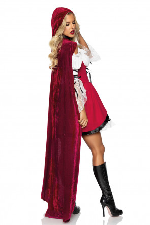 Storybook Red Riding Hood