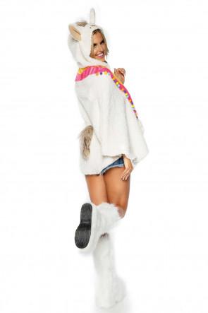 Llama Poncho