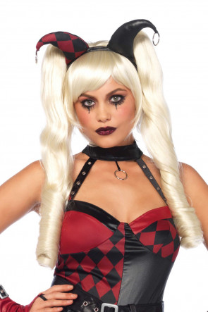 Dolly Bob Wig with Clips blonde