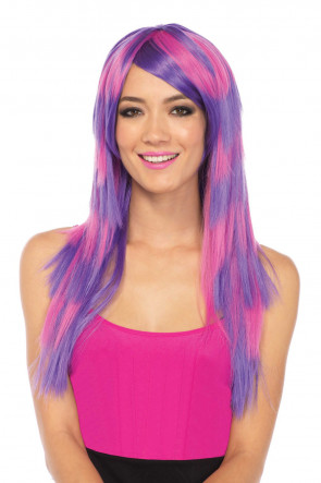 Cheshire Layered Two Tone Wig