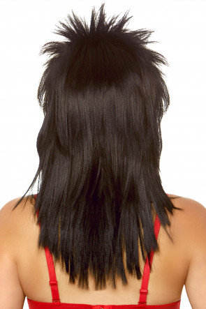 Unisex Rockstar Wig