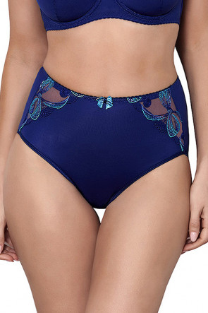 Miami Vibe Ocean Pearl - High Waist Briefs