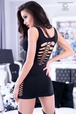 Seamless Cutout Minidress