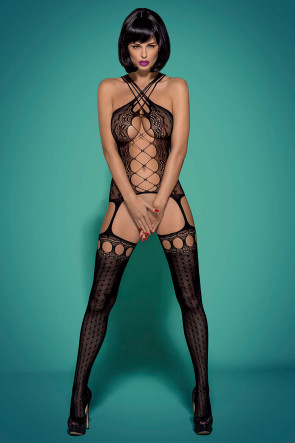 Bodystocking G313 Black