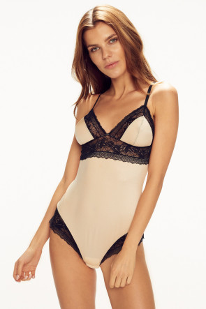 Caprice Kitty Body S-L beige