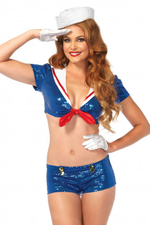 Sequin Sailor