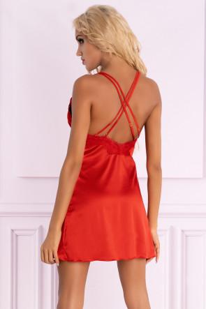 Landim Red Dress