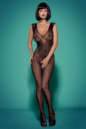 Bodystocking N112 Black