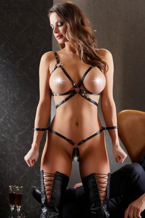 Strappy Bondage Bikini