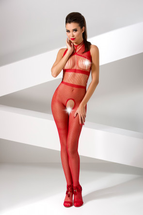 Bodystocking BS048 Red