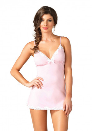 Flirty Lace Nightie