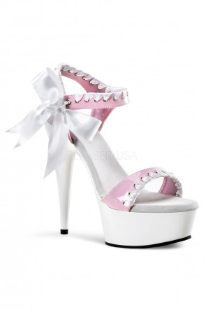 Delight - 615 Pink/White