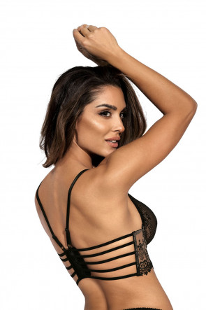 Seductive Woman - Semi Corset