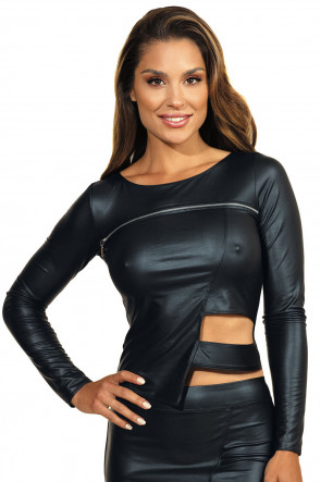 Queen of the Night - Long Sleeve Top