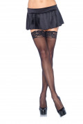 Lace Top Thigh Highs