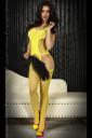 Bodystocking Yellow